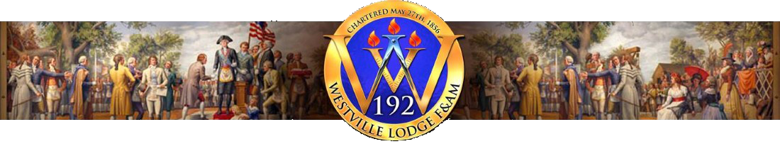 Westville Masonic Lodge #192 Logo